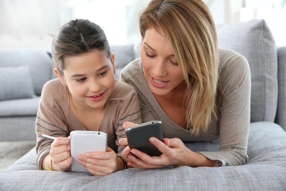 Apps Kindersicherung