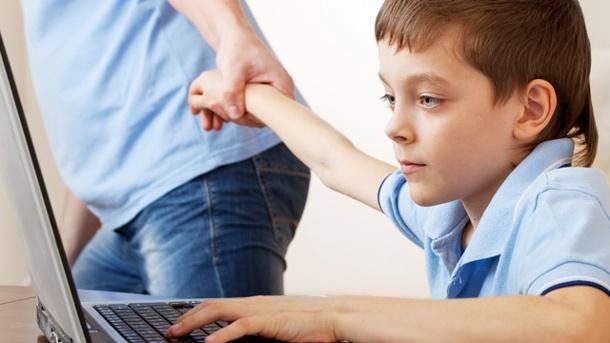 Sind Kinder in faule Spiele involviert