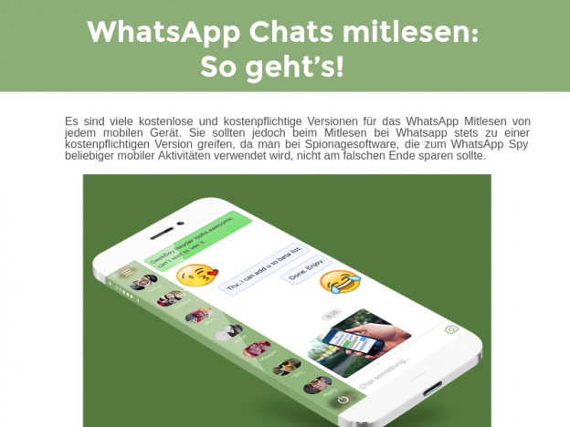 whatsapp hacken iphone mitlesen
