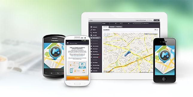 Spionage App