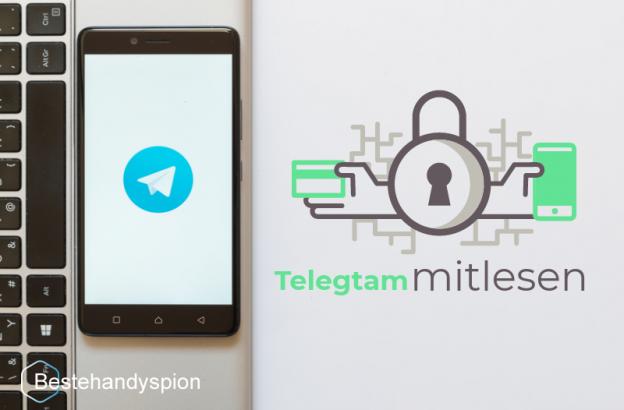 Telegram ausspionieren