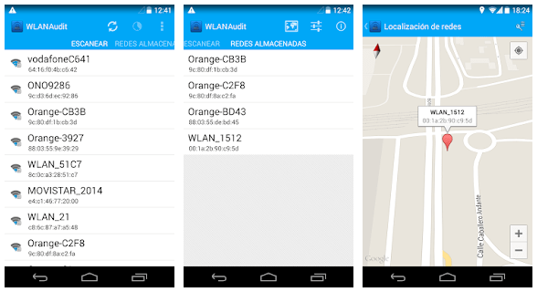 WLAN-Audit-App