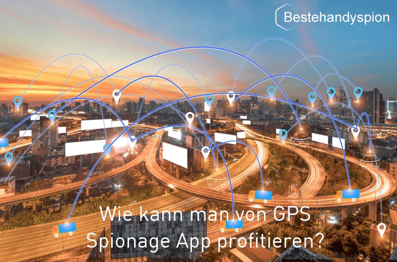 GPS Spionage App