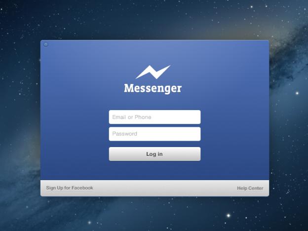 Messenger Hacken