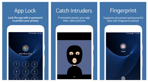 App-Lock-Anwendungen