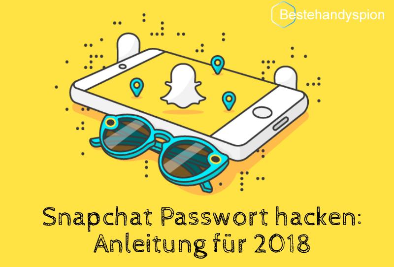 Snapchat Passwort hacken