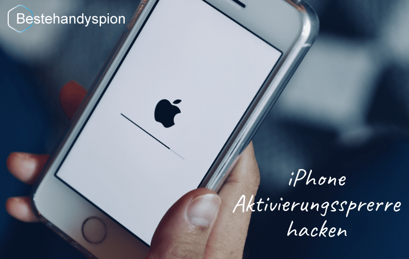 wie kann ich mein iphone 8 hacken